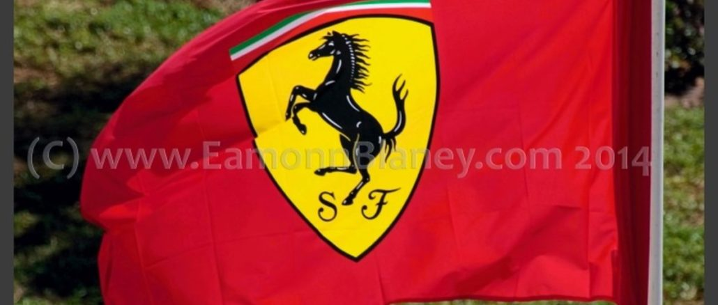 History Behind The Ferrari Logo The Critical Driver