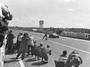 Jaguar D-Type Le Mans