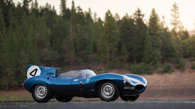 1955 Jaguar D-Type Le Mans